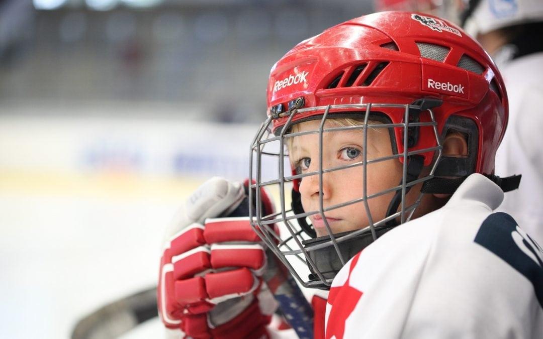 When Should My Kids Start Ice Hockey?